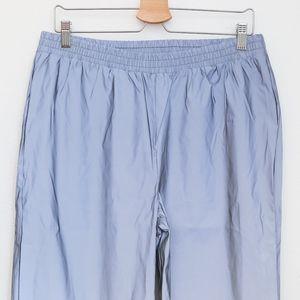 Grey Reflective Jogger Pants